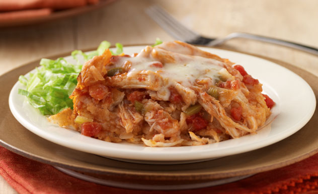 Slow Cooker Chicken Enchiladas Recipe