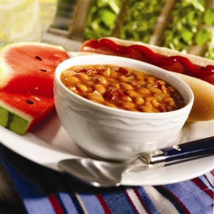 Stovetop 'Baked' Beans | Ready Set Eat